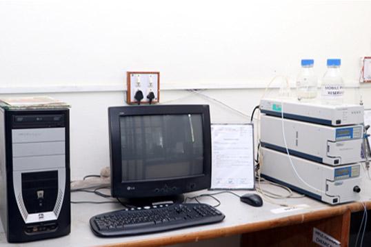HPLC-System