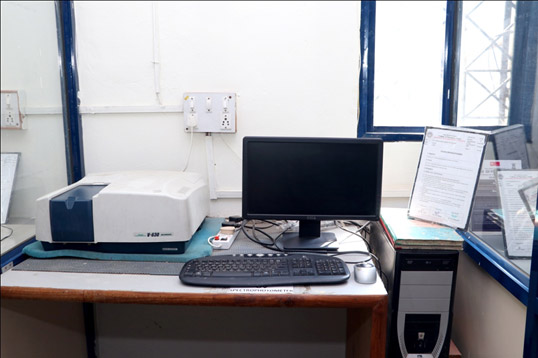 UV-Spectrophotometer